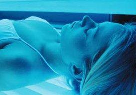 """Līdz 15 minūtēm solārijā """"Ergoline 600"""" ar Aqua Breeze -72%"""
